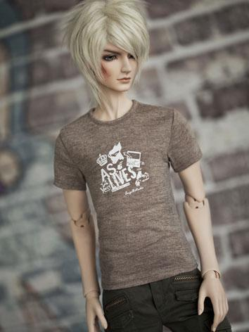 【Limited Edition】Bjd Clothes Boy Neutral T-Shirt CL112031832 for 70cm Ball-jointed Doll