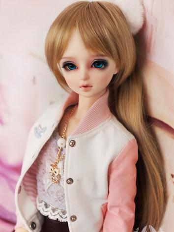 【Limited Edition】Bjd Clothes Girl Baseball Uniform Fullset CL3140820 for SD Ball-jointed Doll