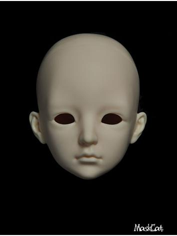BJD Doll Head Melodie Ball-...