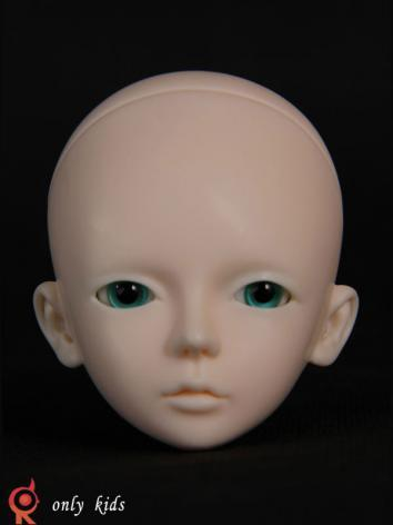 BJD Doll Head Black Star fo...