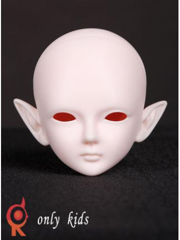 BJD Doll Head Abyss for MSD Ball-jointed Doll