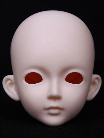 BJD Doll Head Caroline for MSD Ball-jointed Doll