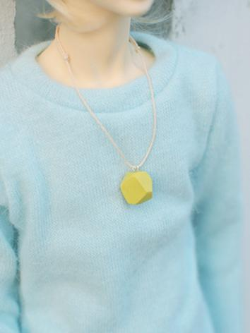 BJD Stone Shape Necklace A1...