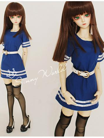 BJD Clothes Girl Dress for SD/MSD Ball-jointed Doll