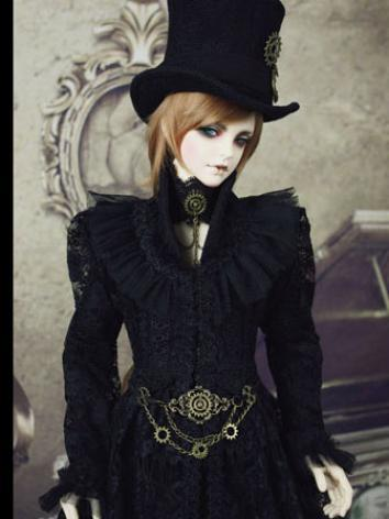 Bjd Clothes Handsome Suit Corvus Corax  for 70cm/SD10/SD13/SD17 Ball-jointed Doll