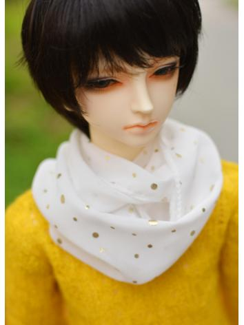 BJD Decoration White Muffle...