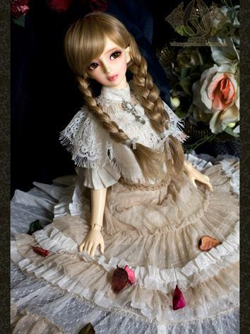 (AS Agency)BJD Kana Girl 58cm DL33007 Ball-Jointed Doll
