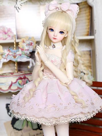 Bjd Clothes Girl Moria Outf...