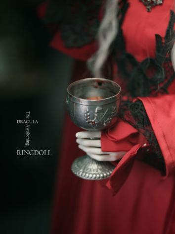 BJD Wine Glass Rot97 for 70...