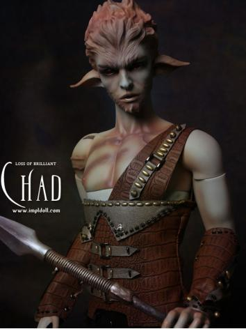 BJD Chad_Loss Of Brilliant 72cm Boy Ball-jointed Doll