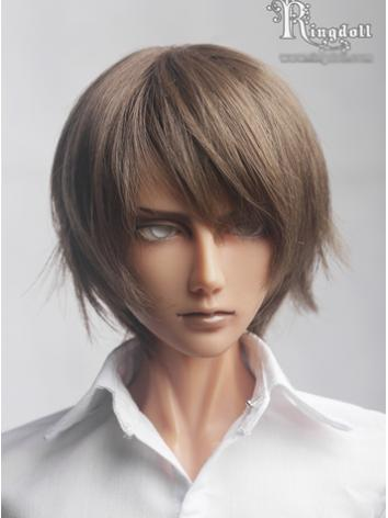 BJD Wig Boy Short Wig SD Si...