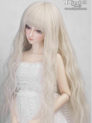 BJD Wig Girl Long Curly Wig...