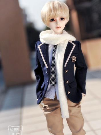 【Limited Edition】Bjd Clothes 1/3 academy Uniform/fullset CL3141028 for SD Ball-jointed Doll