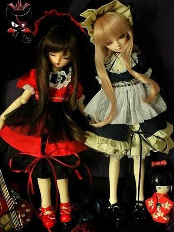 BJD Clothes Cute Girl Dress...
