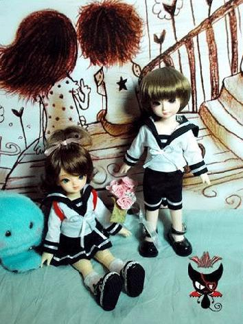 BJD Clothes Cute Girl/Boy N...