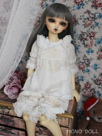 BJD Clothes Sweet Girl Whit...
