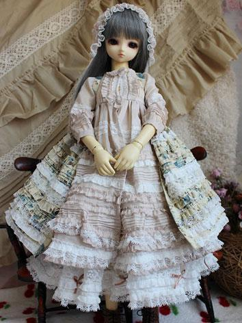 BJD Clothes Pure Girl Green...