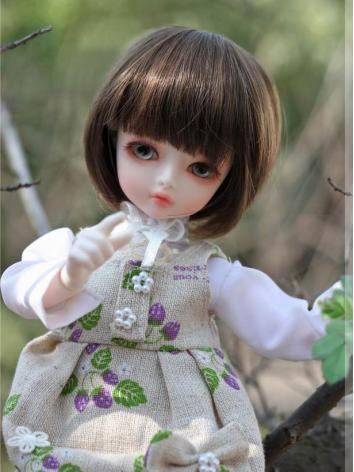 BJD Strawberry 27cm Girl Ba...