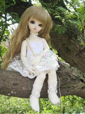 BJD Pink 27cm Girl Ball Jointed Doll