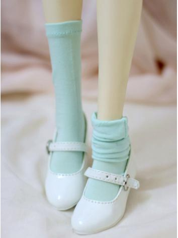 Bjd Socks Girls Candy colors Short Socks for SD/MSD/YSD Ball-jointed Doll