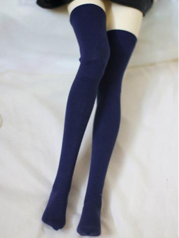 Bjd Socks Girls Candy colors High Socks for SD/MSD/YSD Ball-jointed Doll