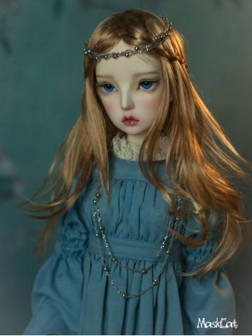 BJD Ruolan 57cm Girl Ball-jointed Doll