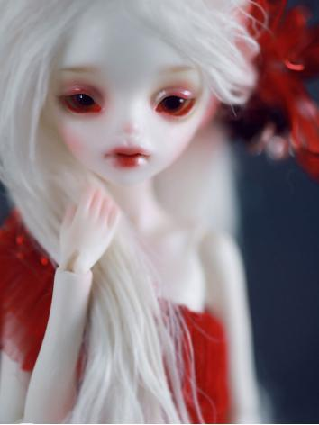 BJD Antia girl 19.5cm Boll-jointed doll