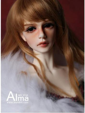 BJD  Alma 64cm Girl Ball-jo...