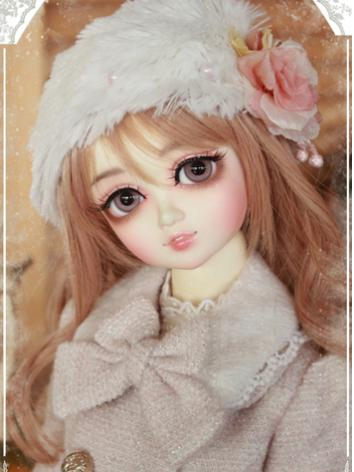 BJD Pink Christmas MAYI 58cm Girl Ball-jointed doll