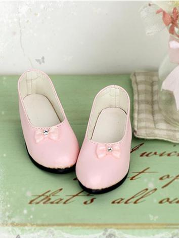 BJD Shoes 1/3 Pink Girl Shoes for SD Ball-jointed Doll