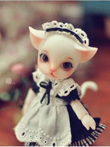 BJD Forest Island  Ann 10.5cm Pocket Pets Ball-jointed doll
