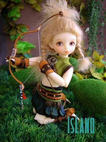 BJD 1/6 Artemis 26cm Girl Ball-jointed doll