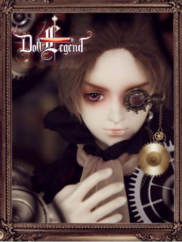 BJD 70cm Hugo Boy Ball-join...
