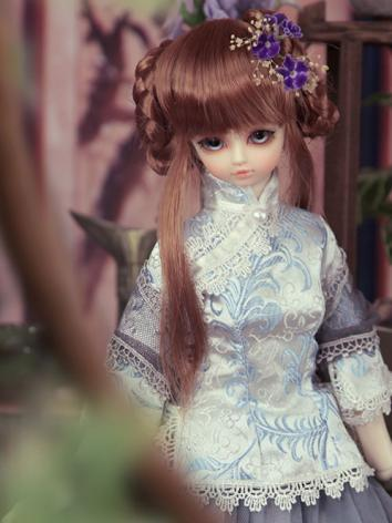 BJD 42cm MuJin Girl Ball-jo...