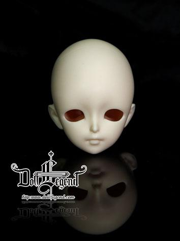 BJD Head Luling head for MS...