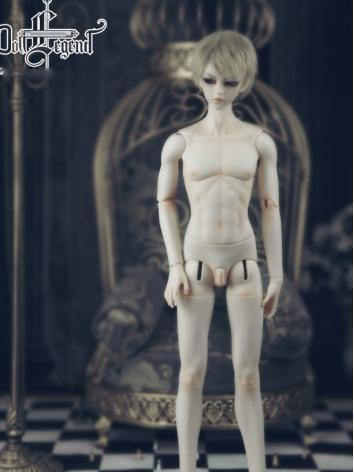 BJD Doll Body 61cm Boy Body...