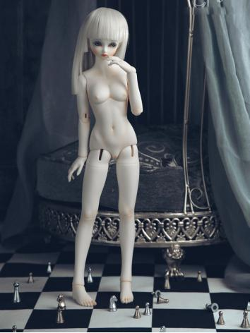 BJD Doll Body 42cm Girl Two Sections Body Ball-jointed doll