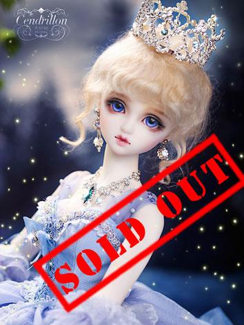 (AS Agency)BJD Limited Doll...