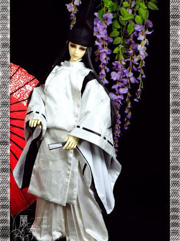 BJD Clothes Boy Kimono [Chisu]for 75cm/70cm/SD17/SD/MSD Ball-jointed Doll