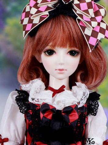 BJD Alina 58cm Girl Ball-jointed doll