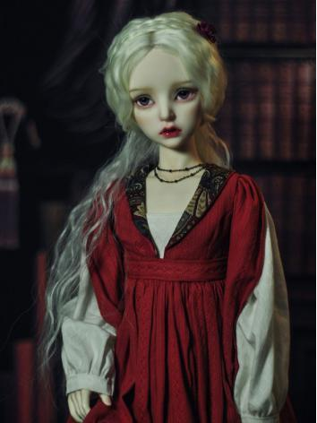 BJD Lisette 57cm Girl Ball-...