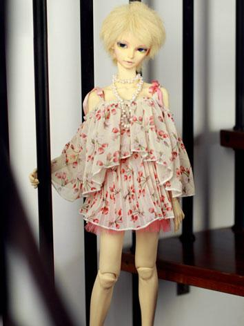BJD Clothes Girl Sweety Sum...