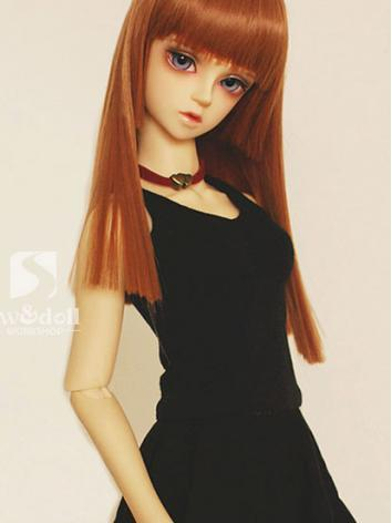 BJD Clothes Girl Black Skirt for SD/MSD Ball-jointed Doll