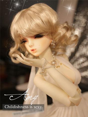 BJD Amy 58cm Girl Ball-join...