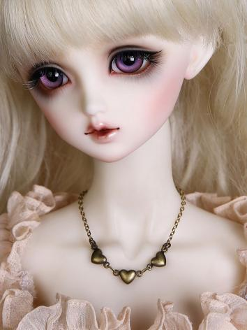 BJD Retro Love Necklace JE315045 for SD Ball-jointed doll
