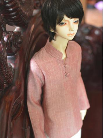BJD Clothes White Shirt A137 for MSD/SD/70cm Size Ball-jointed Doll