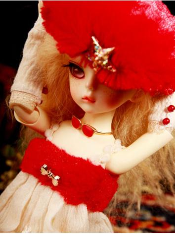 BJD Lia 27.5cm Girl Ball-jo...