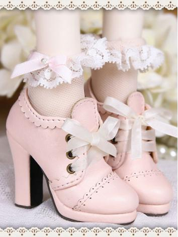 【Limited Edition】Bjd Shoes 1/3 Youth sweet girl boots SH315041 for SD Size Ball-jointed Doll