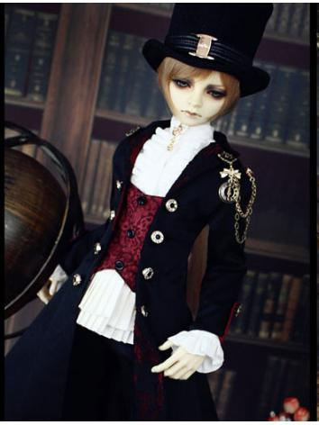 Bjd Clothes Handsome Suit Buffalo for 70cm/SD10/SD13/SD17 Ball-jointed Doll