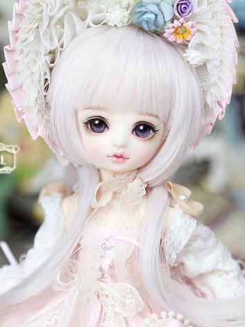 TATA lucky package wig 1 piece 22-24cm for BJD SD 1//3 size doll use 9-10/'